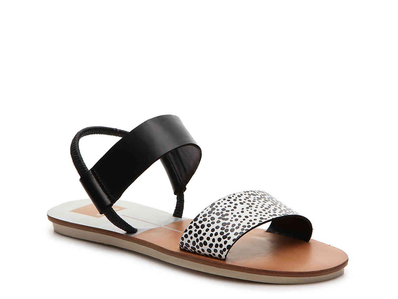 Dolce Vita Neily Flat Sandal Women's