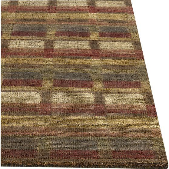 Osborne Multi Rug In Area Rugs Crate And Barrel Crate And