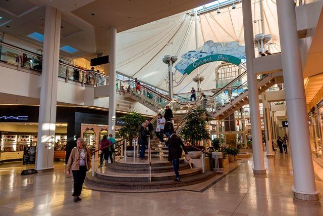 Sherway Gardens Mall Hours 9
