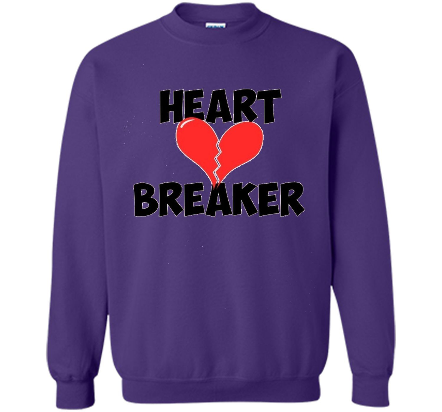 Cute Valentines Day Shirt Heart Breaker Heartbreaker