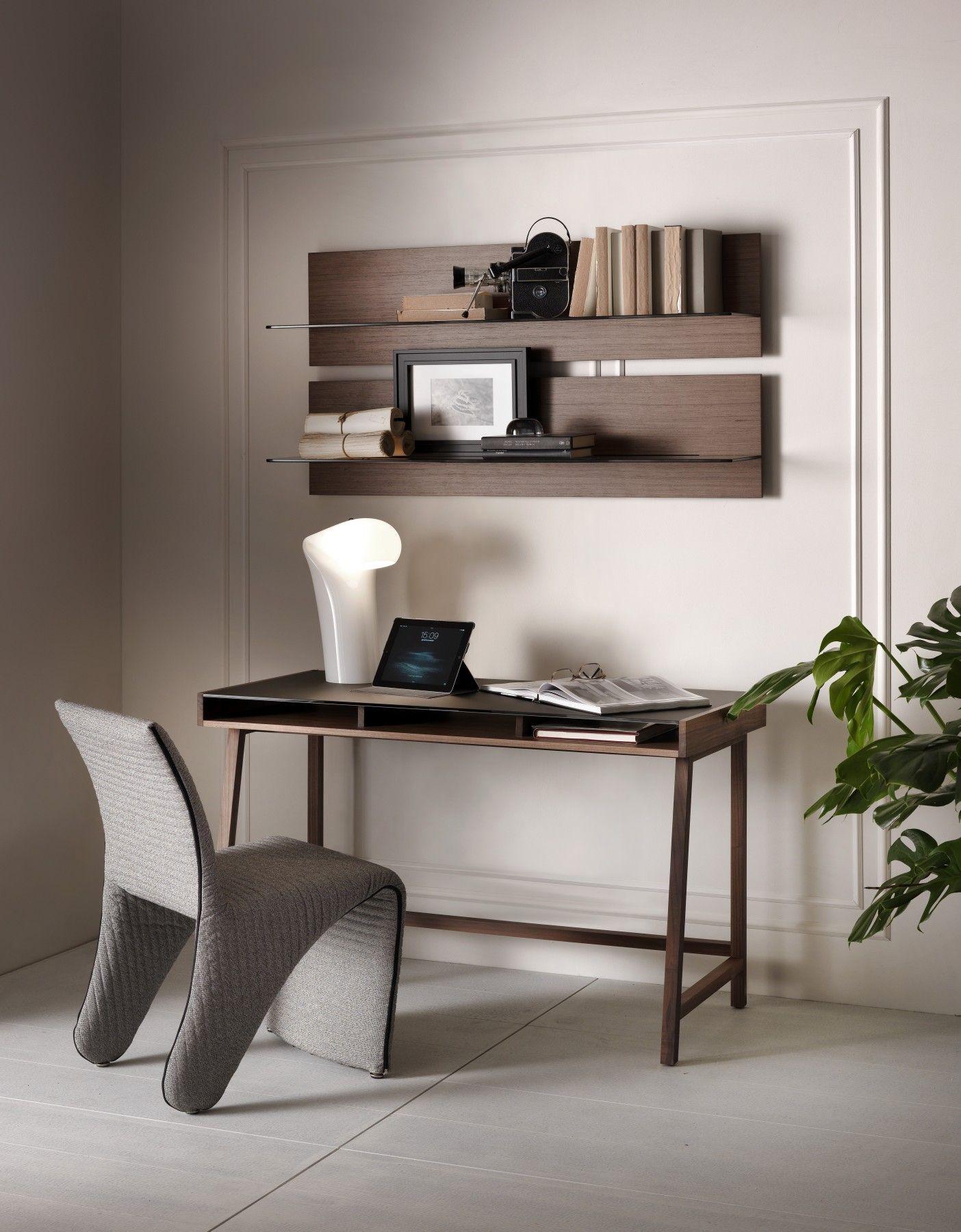 Pacini e Cappellini - Abaco Writing Desk In Canaletto Walnut | * 椅 ...