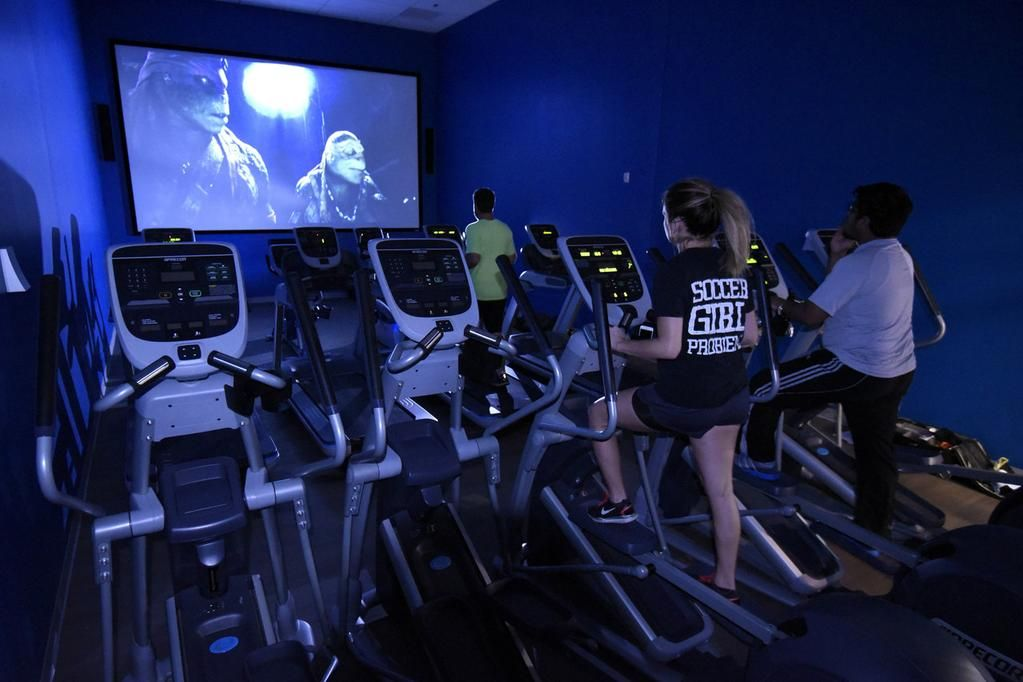 The Wall Street Journal On Twitter Gym Workout Cardio