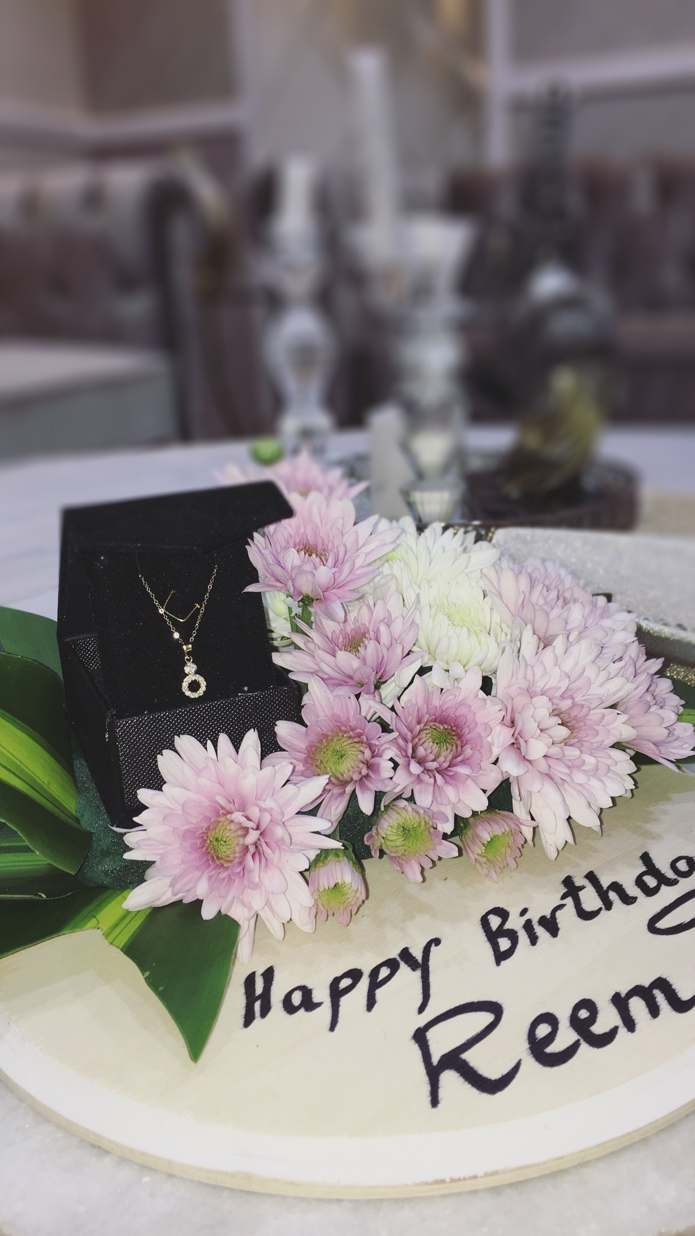 Happy Birthday My Sis Reem Happy Birthday Me Place Card Holders Happy Birthday