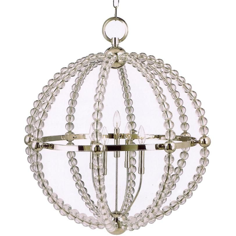 Suitable Chandelier for Library: Nice Sphere Chandelier ~ Chandeliers Inspiration