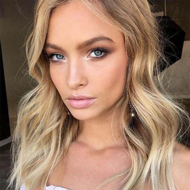 Love this natural look by @emmachenartistry on ...