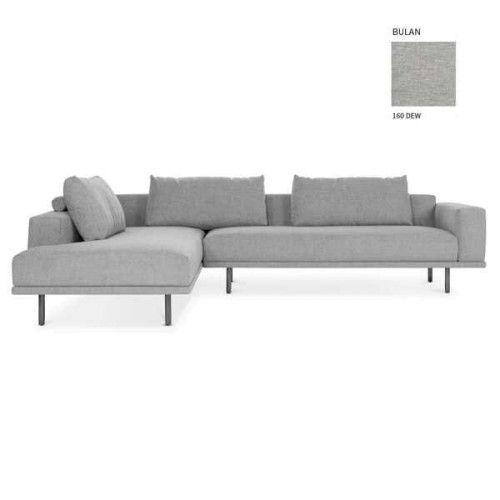 Hoekbank Chaise Lounge.Design On Stock Cascade Hoekbank Met Open Chaise Longue