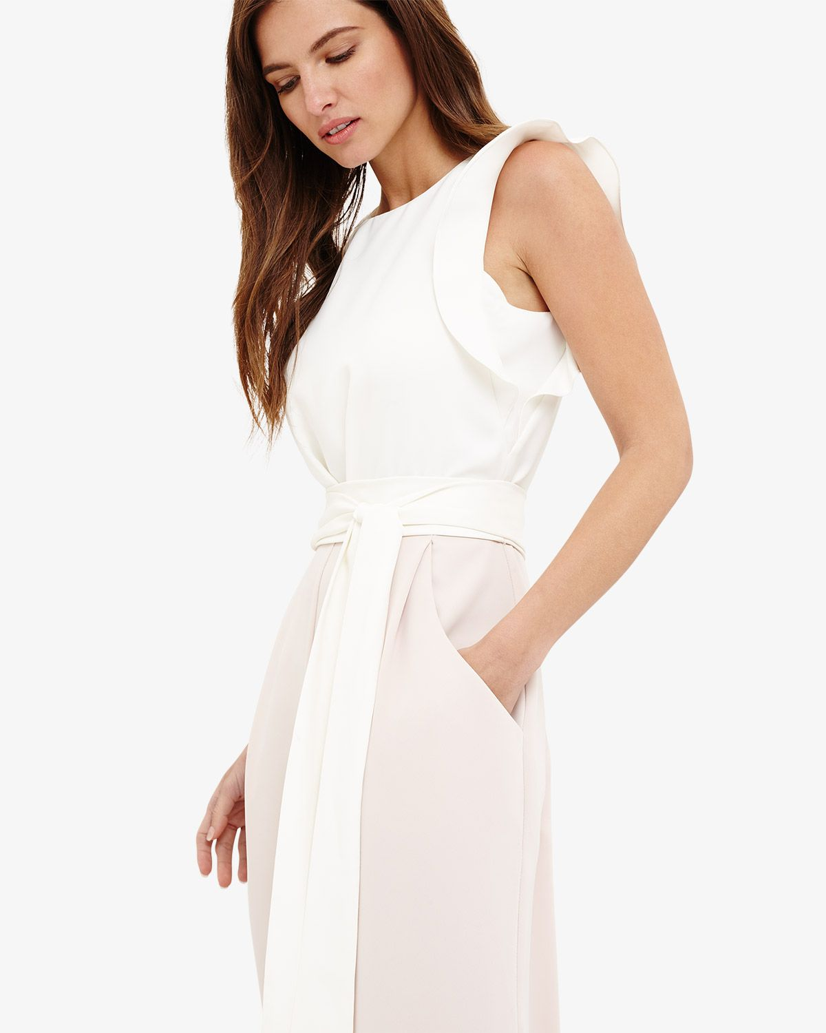 Phase Eight Victoriana Jumpsuit Pink | Overall damen ...