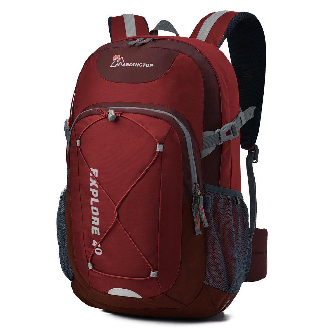 Mardingtop 40L Lightweight Travel Backpack ** Additional info ...