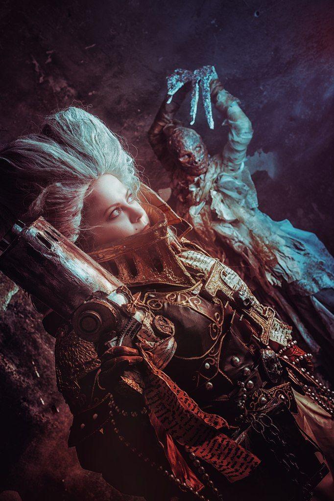 Warhammer 40,000 Cosplay - Danger by alberti.deviantart.com on @deviantART