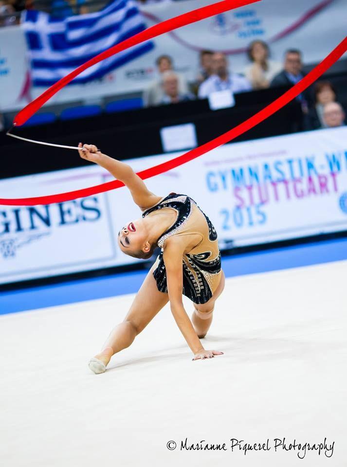 margarita mamun russia world championships stuttgart 2015 rhythmic gymnastics ribbon. Black Bedroom Furniture Sets. Home Design Ideas
