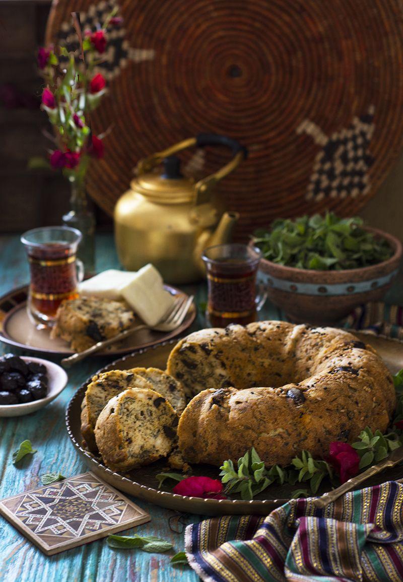 Savory Oregano Cheese Quick Bread Recipes Food Snack Recipes