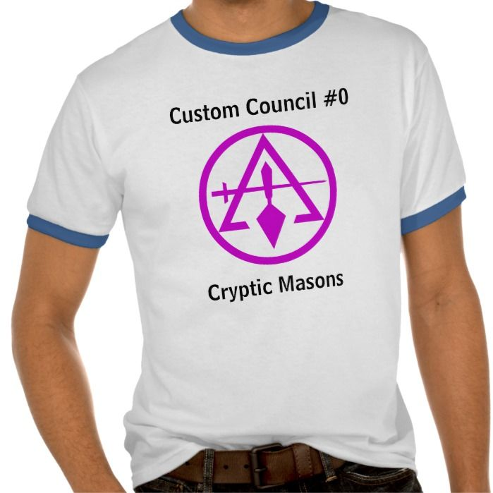 Council of Cryptic Masons T Shirt, Hoodie Sweatshirt