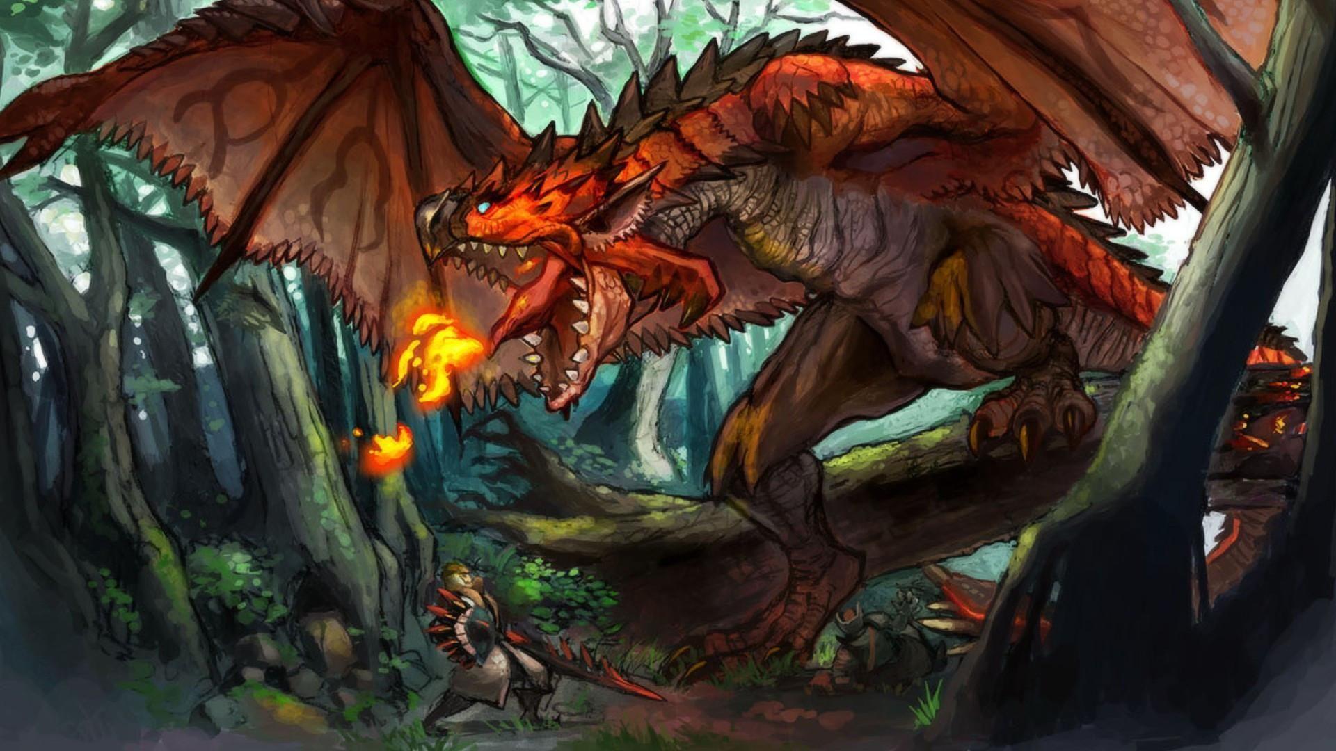 Rajang Monster Hunter Wallpaper Walldevil With Images Monster