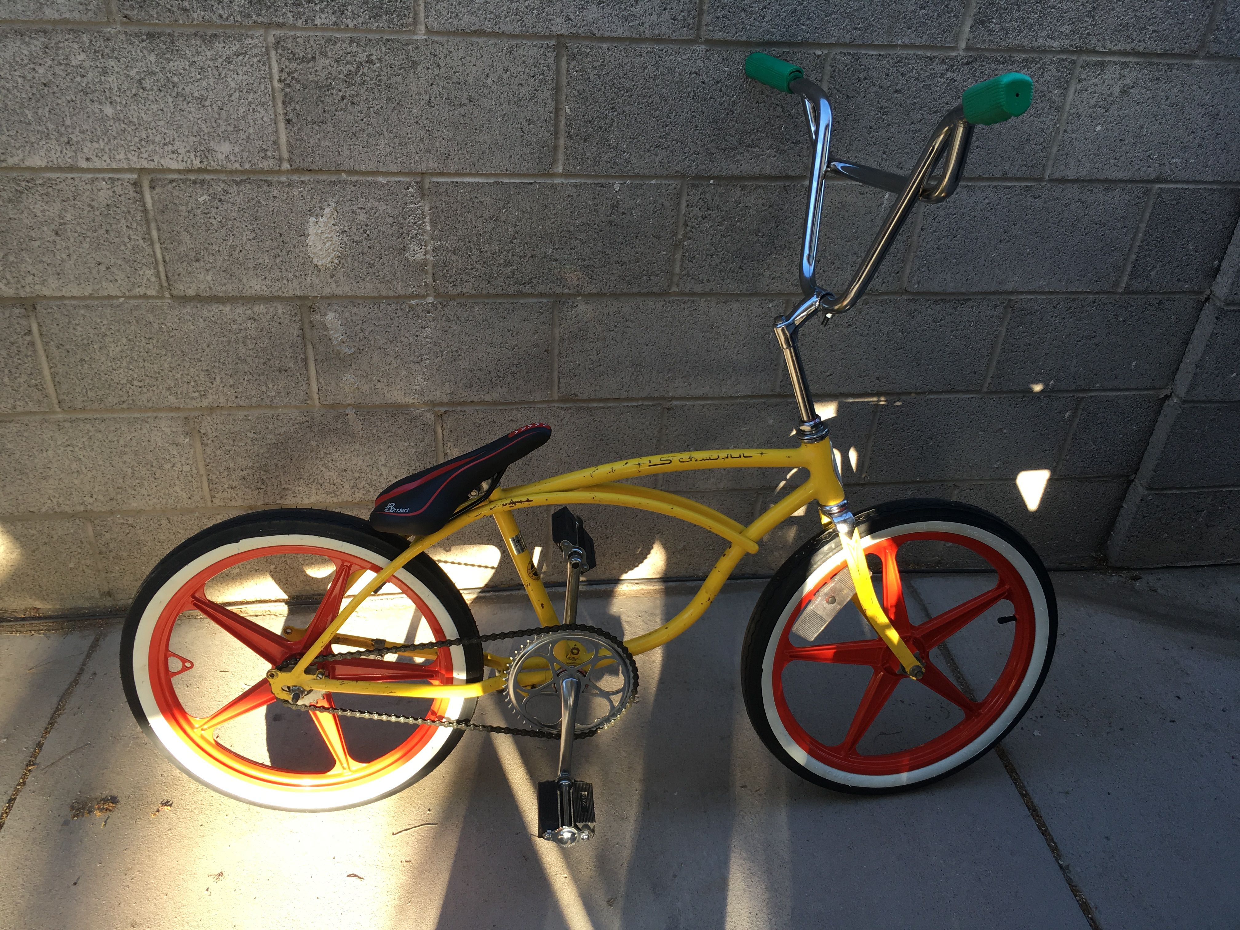 Idea by Firehouse9 on SlickRays Vintage bicycles