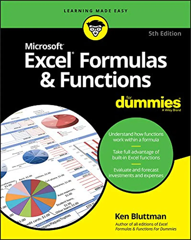 for dummies Excel formula, Microsoft excel