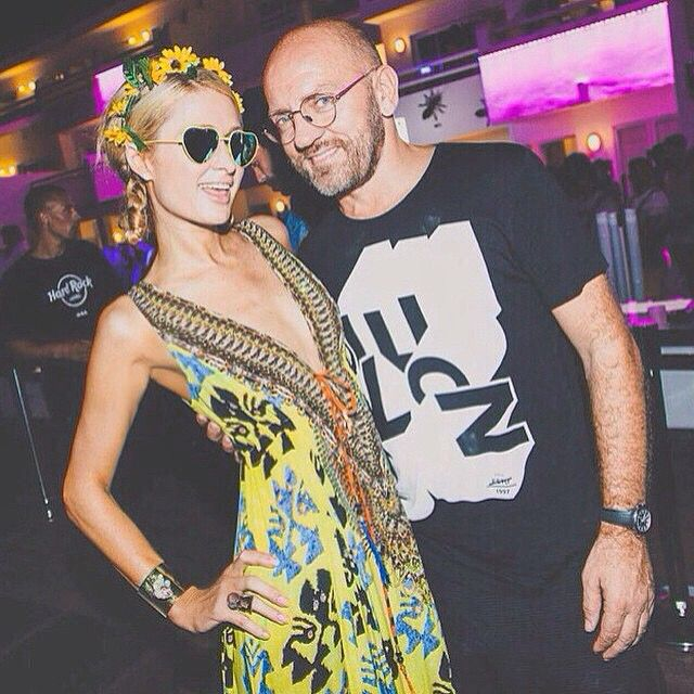 @ParisHilton #GoodTimes in #Ibiza with @SvenVaeth_Official. Can't wait for his #CocoonParty at @AmnesiaIbiza this #Summer!  #Dance #DJs #EDM #ElectroHouse #Electronica #FoamAndDiamonds #HighOffMyLove #Ibiza #Love #Nightclubs #ParisHilton #Rave #SvenVaeth #Trance #YMCMB