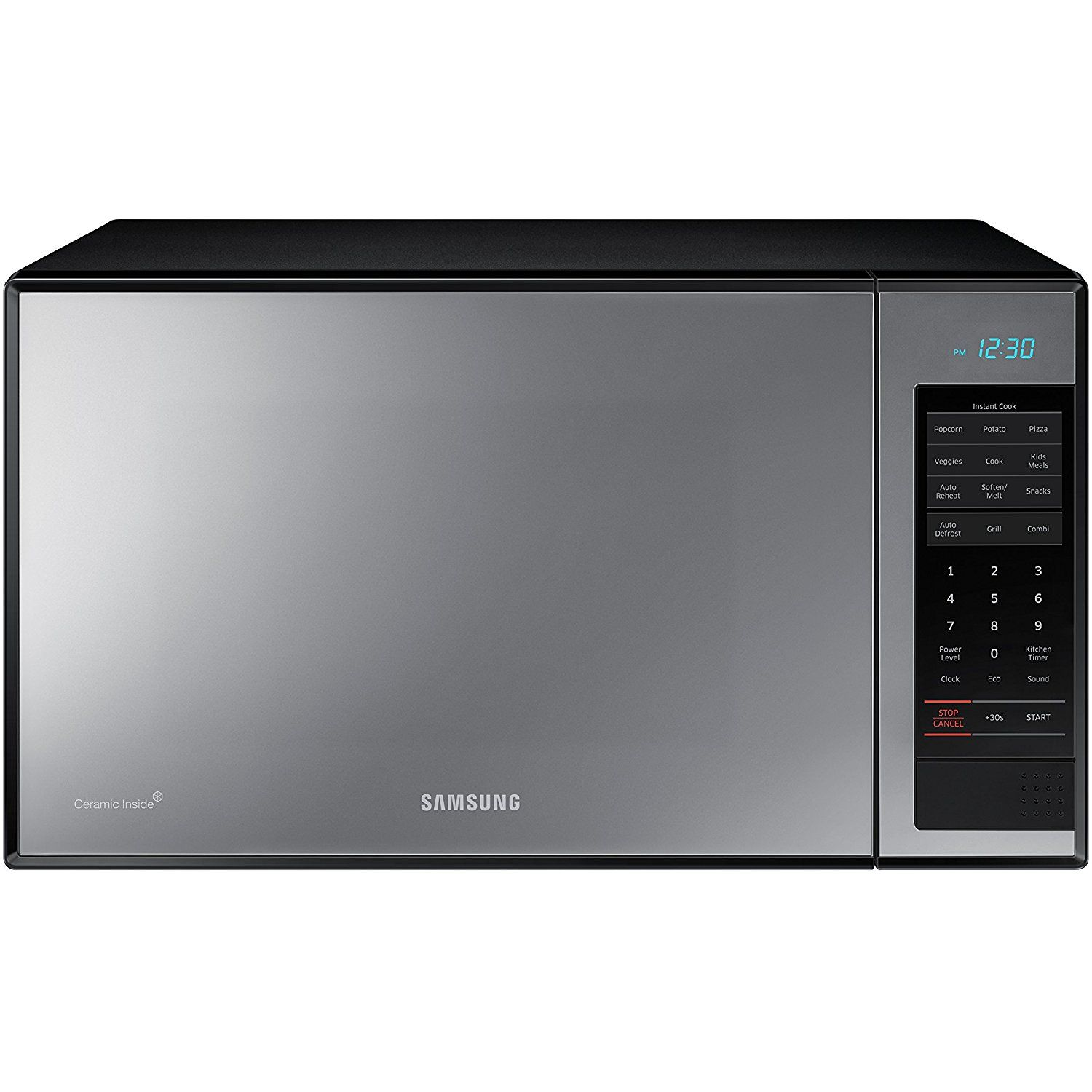 Samsung Mg14h3020cm 1 4 Cu Ft Countertop Grill Microwave Oven