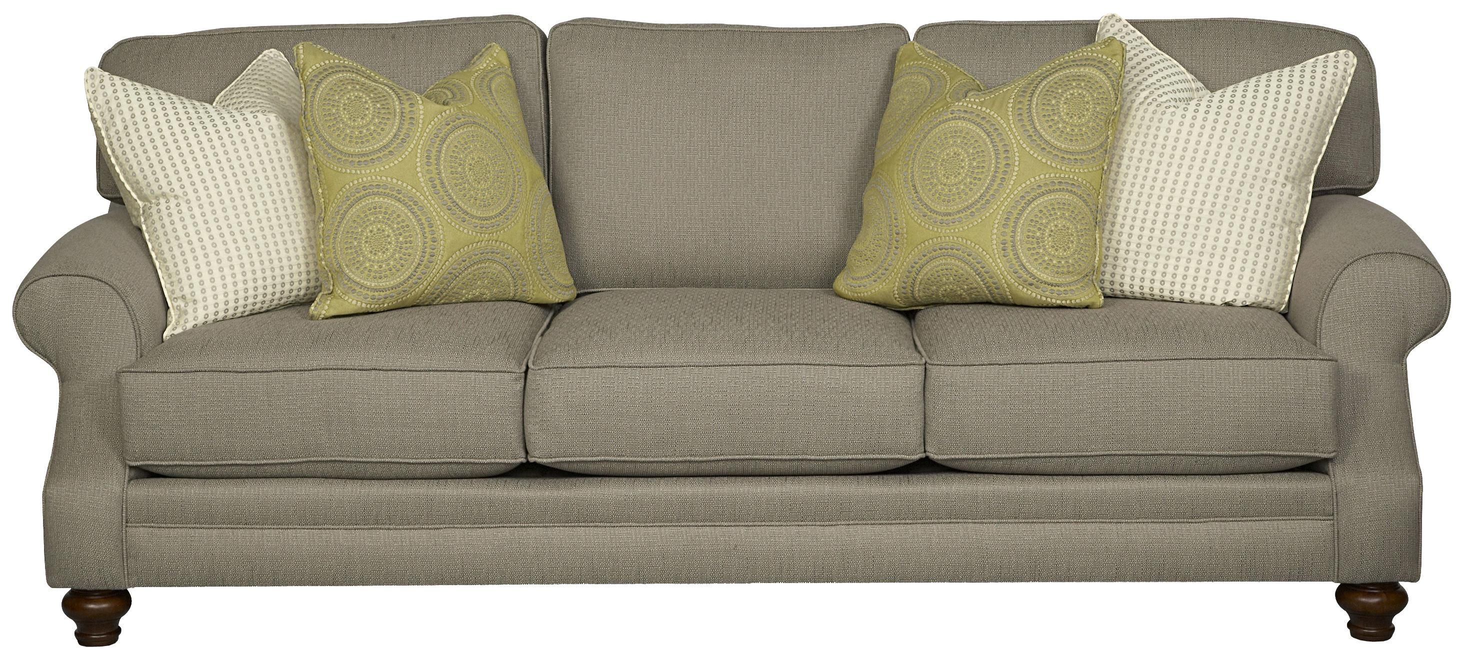 Best 456 Stationary Sofa With Contemporary Elegance By Alan 400 x 300