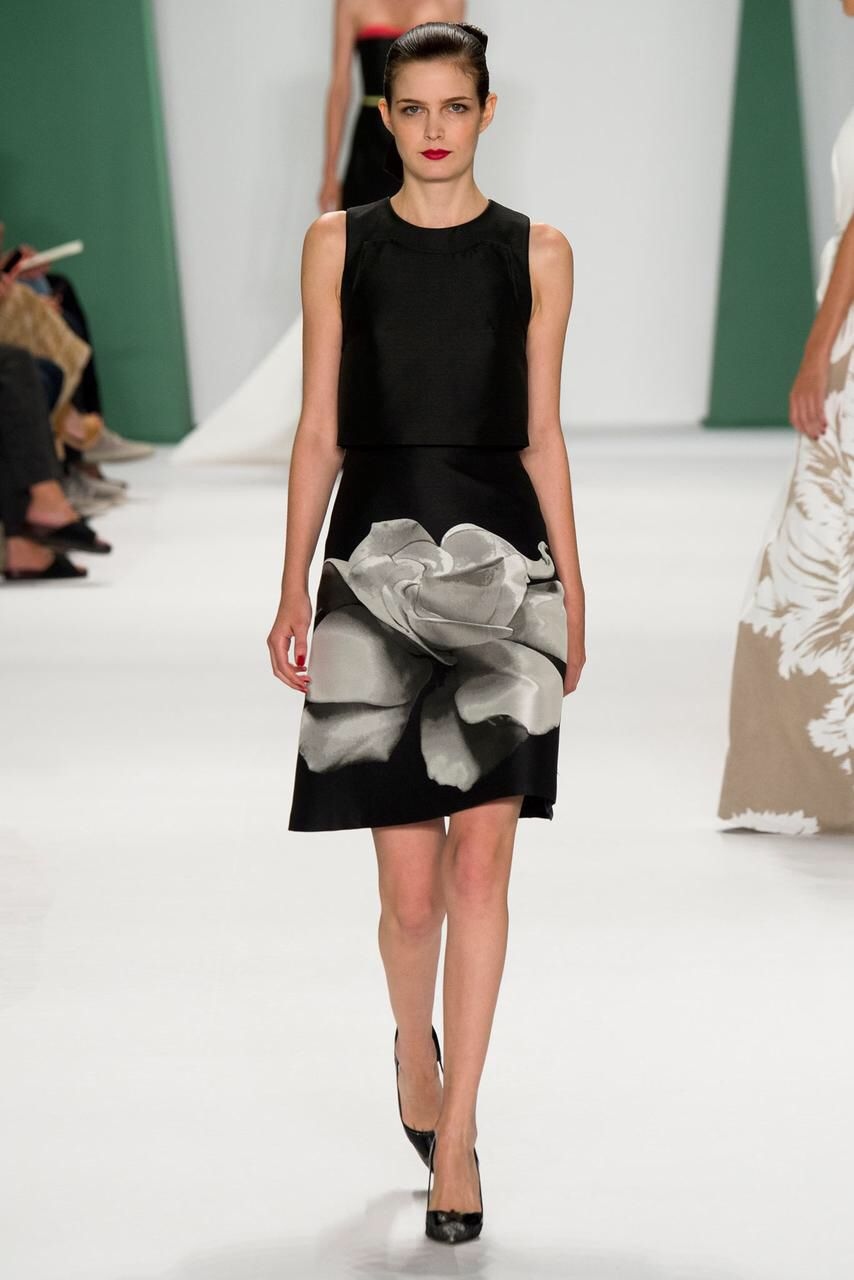 Carolina Herrera, Look #35