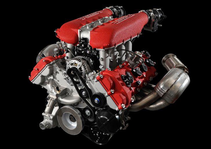 Ferrari 45l f136fb v8 engines pinterest ferrari engine and the best sportsengine of the year engine of the ferrari 458 italia sciox Choice Image