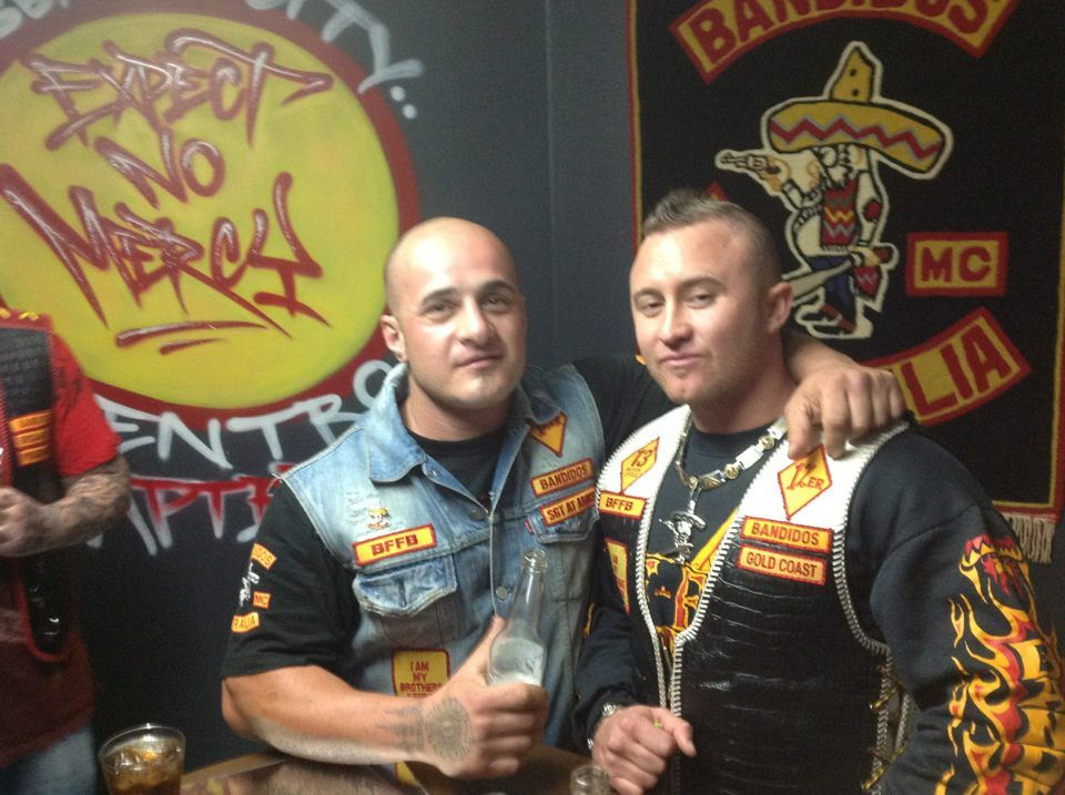 Pin by Bernie Wilson on Bandidos MC 1%BFFB | Biker clubs, Punk, Biker