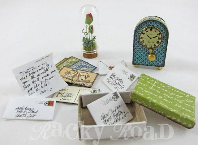 Tiny Goodies for Blythe Dolls (K.Batsel)