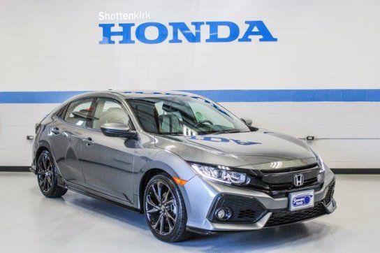 Certified 2017 Honda Civic Sport Hatchback For Sale In Cartersville Ga 30121 Kelley Blue Book Honda Civic Sport Blue Books Kelley Blue
