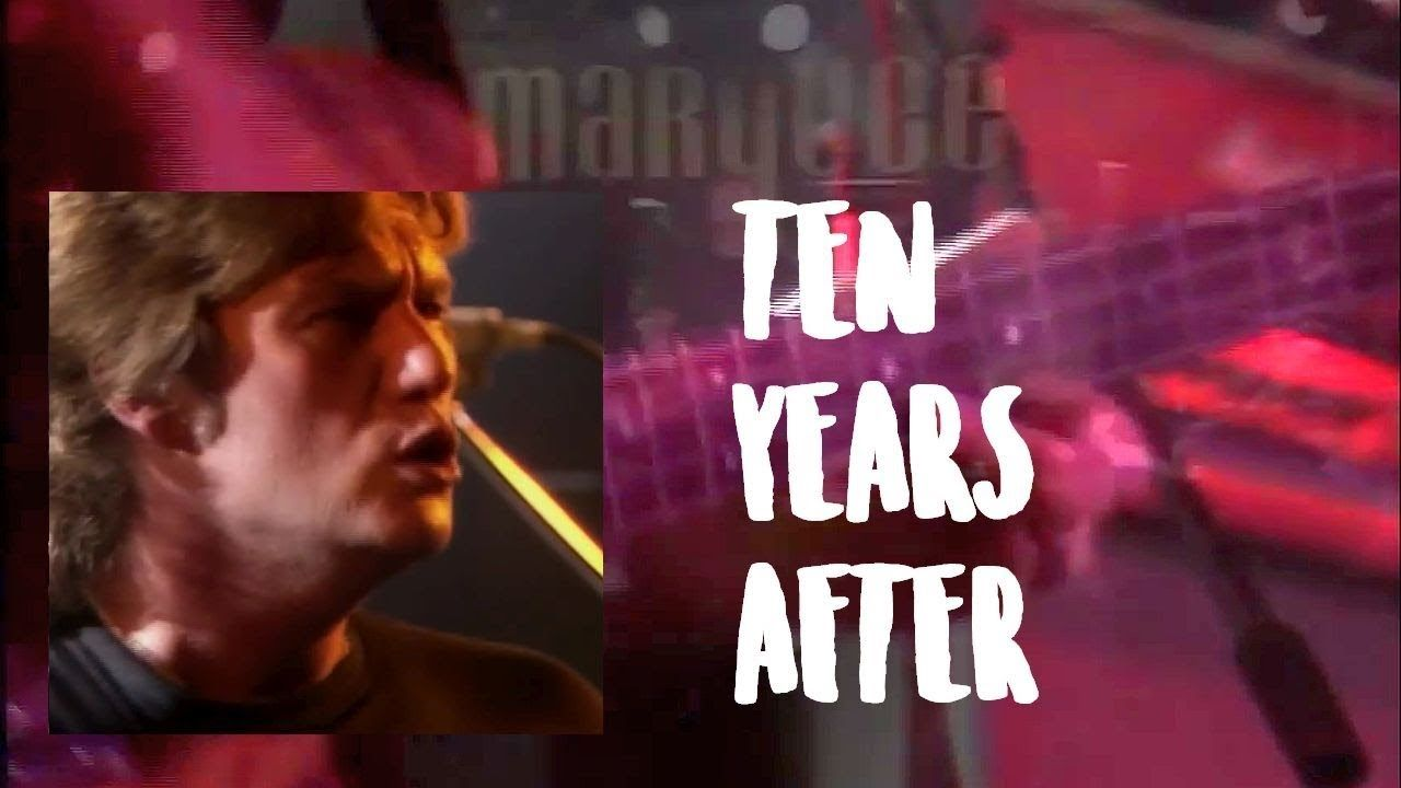 Ten Years After 1983 Marquee My Music My Videos Miscellaneous