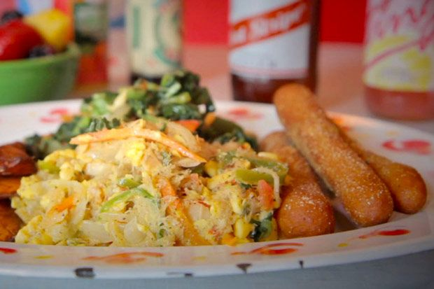 A Taste of the Real Jamaica: Spicy-Sweet Ackee and Saltfish at Miss Lily's