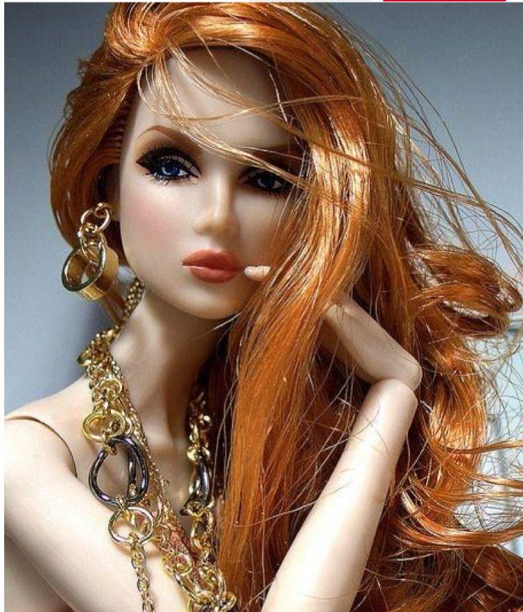 Pin de mari rodriguez em Makeup & Skin   Maquiagem barbie