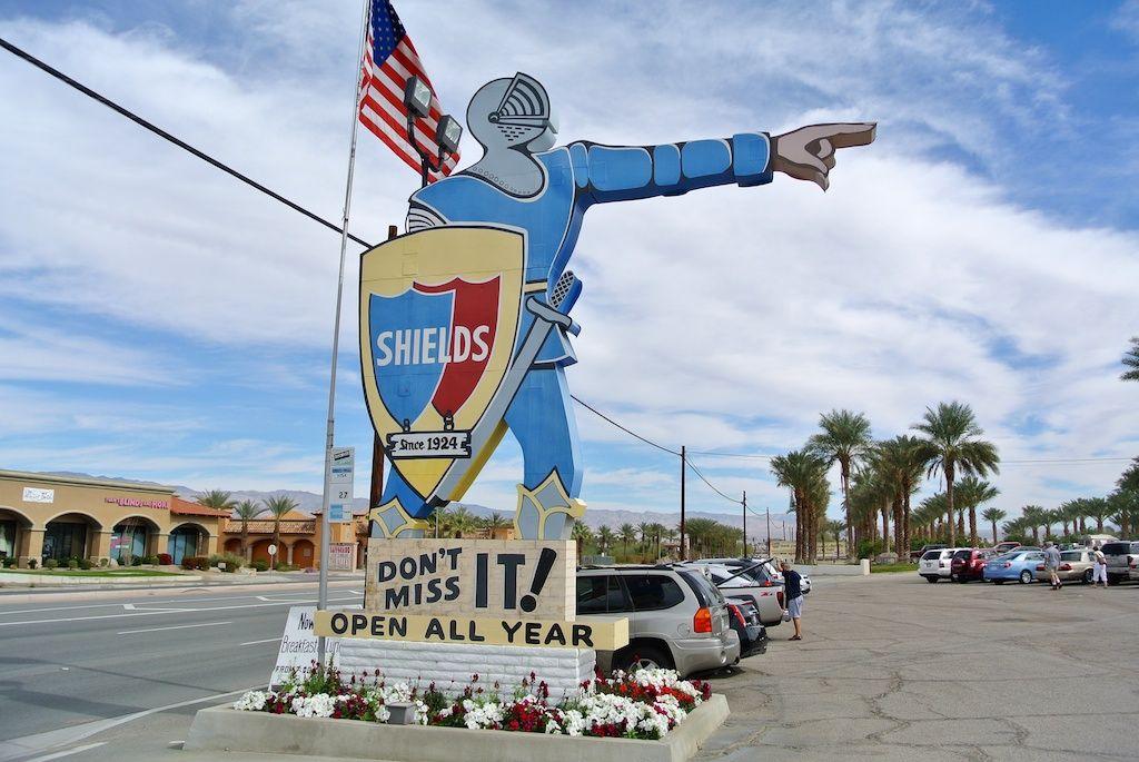 Shields Date Gardens in Indio California Through My Lens