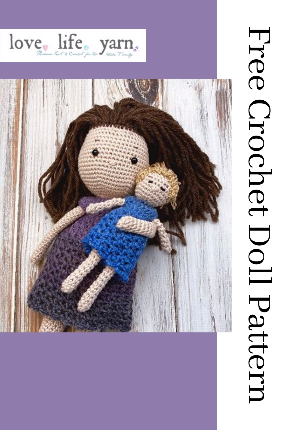 Photo of Crochet Doll CAL – Free Crochet Pattern