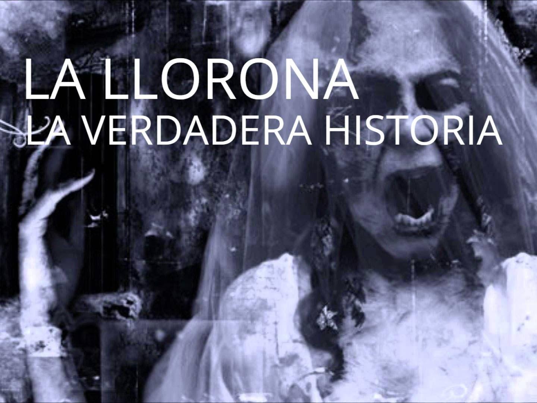 La Llorona La Verdadera Historia Leyenda Real Fantasmas En Mexico La Llorona Gif Terror Historia