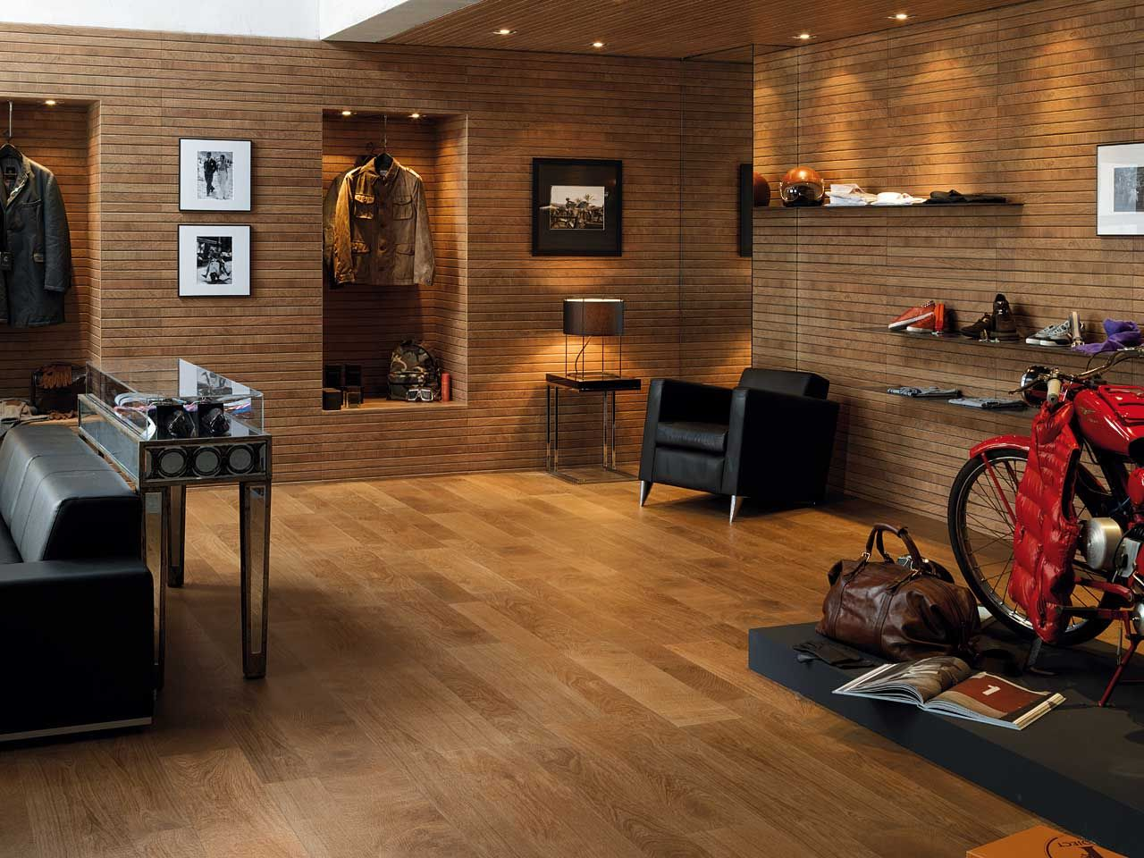 Ceramic Parquet Is Currently A Highly Valued Option When Choosing A Flooring Material Porcelanosa Group Include Parquet Ceramico Azulejos Efecto Madera Suelos