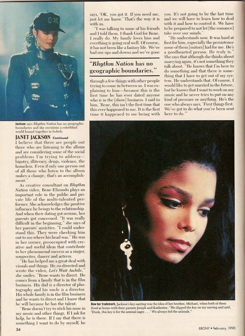 Magazine Scans | JANET Vault | Janet Jackson Photo Gallery