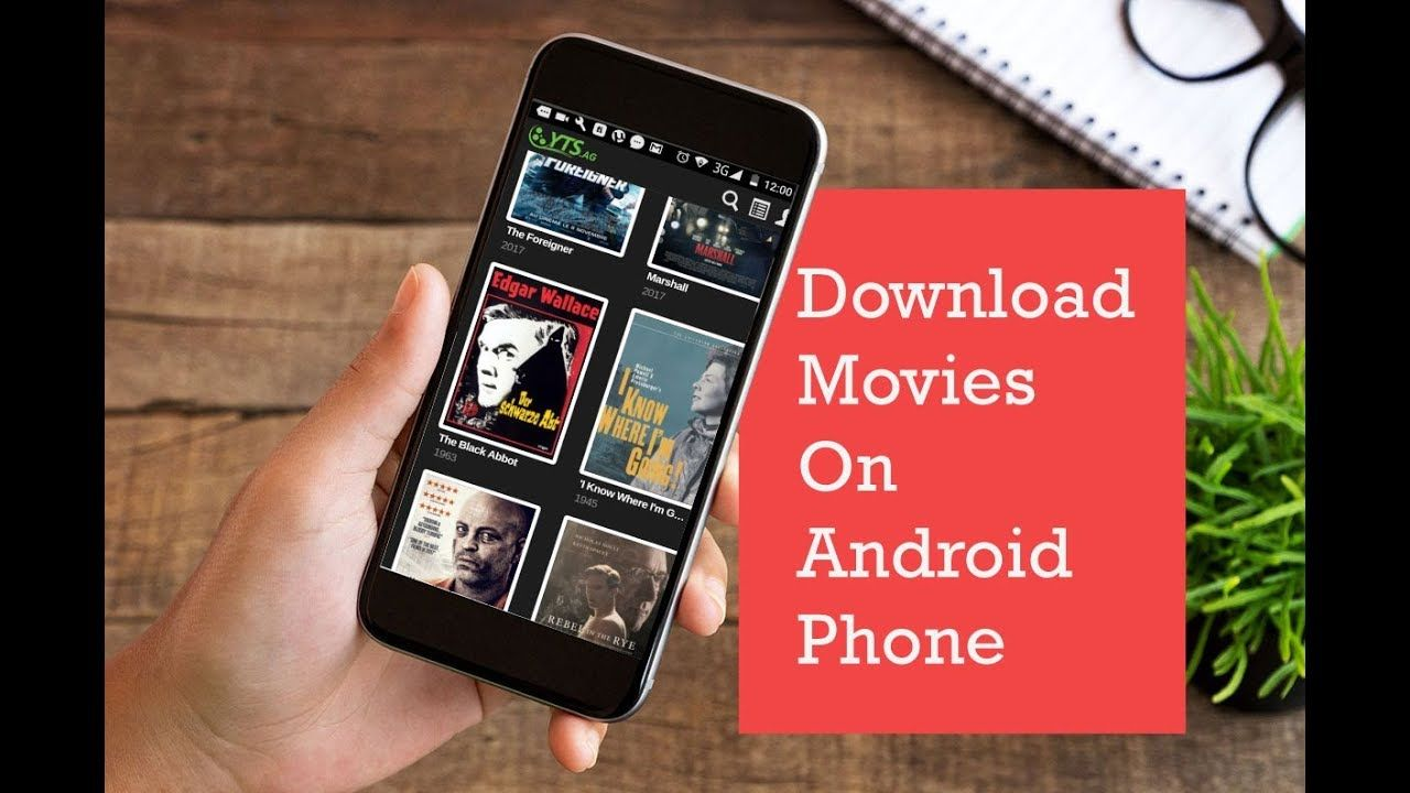 download movies for android phone free