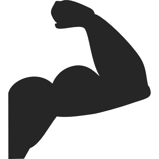 Strong Arm Free Vector Icons Designed By Freepik Vector Icon Design Vector Icons Strong Arms