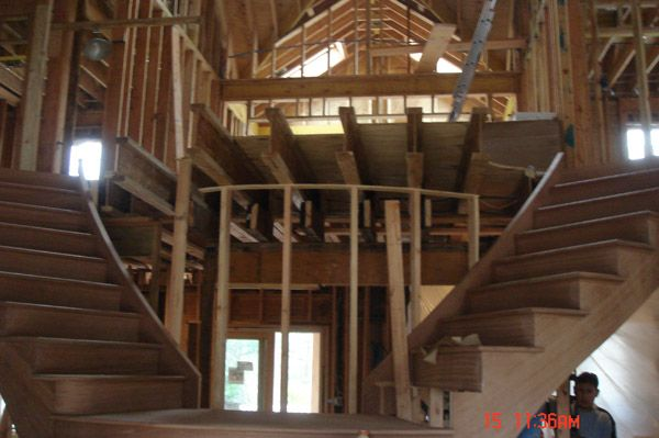 Best Unique Custom Millwork Staircase Ideas For Your Home 400 x 300