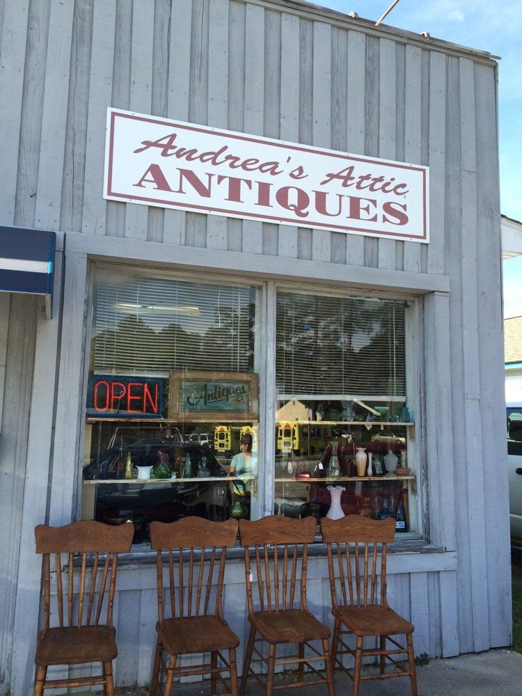 Andrea S Attic Antiques New Bern Antiques Craven County