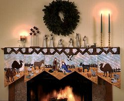 Adoration Quilts, Applique' Nativity Projects by Rachel W. N. ... : nativity quilts - Adamdwight.com