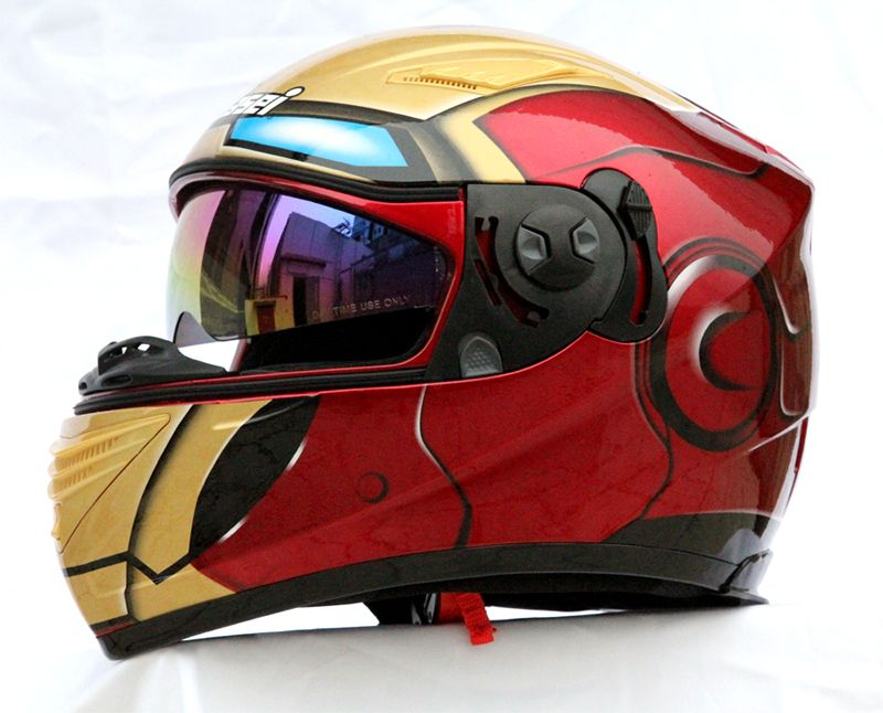 re-pinned post: ironman dot & ece motorcycle helmetmasei 830