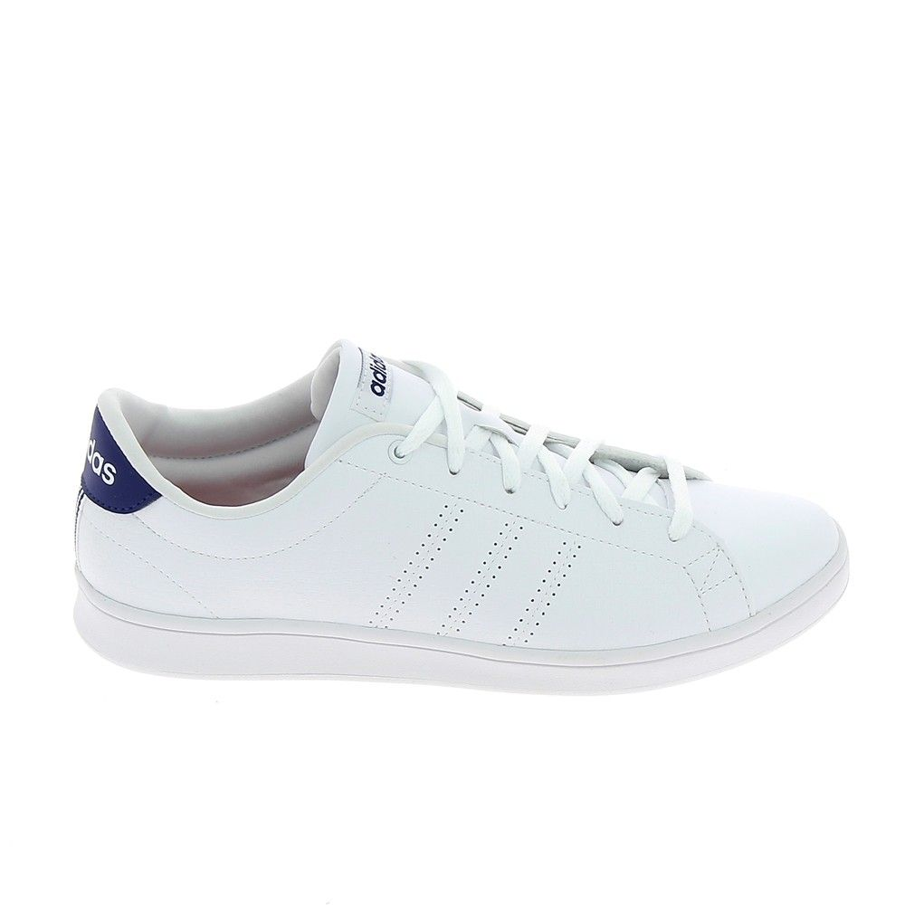 adidas advantage clean qt bleu