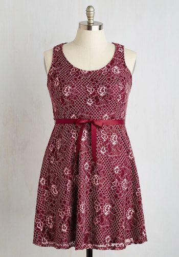 Supreme Sweetness Dress   Mod Retro Vintage Dresses   ModCloth.com