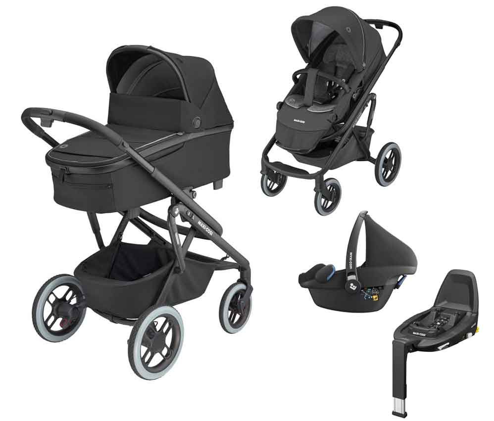 Maxi Cosi Lila Xp 4 In 1 Kinderwagen Mit Babyschale Und Isofix In 2020 Kinderwagen Mit Babyschale Kinderwagen Kinder Wagen