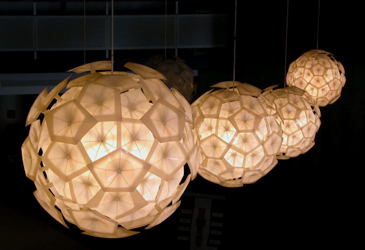Knowlton School Digital Library Light fixtures, Ceiling