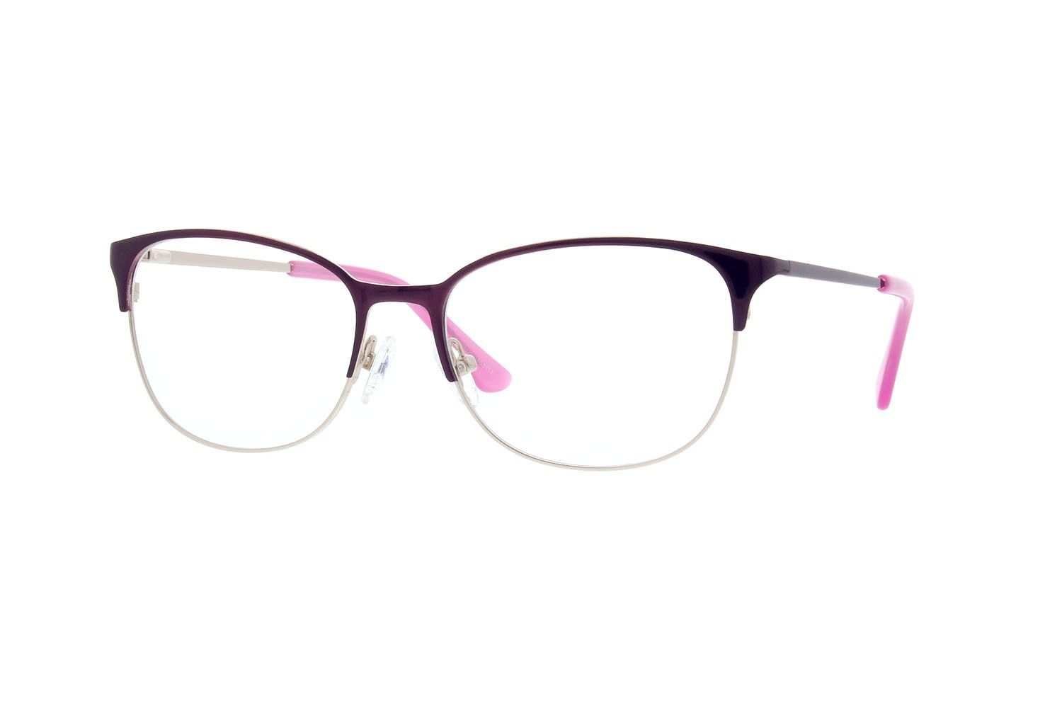 019622cd4f92 Order online, women purple full rim stainless steel cat-eye eyeglass frames  model #168117. Visit Zenni Optical today to browse our collection of glasses  and ...