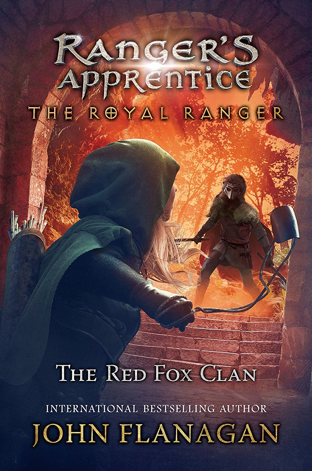 The Red Fox Clan Ranger S Apprentice The Royal Ranger Kindle Edition By John Flanagan Children Kindle Ebooks Rangers Apprentice Free Reading Online Books