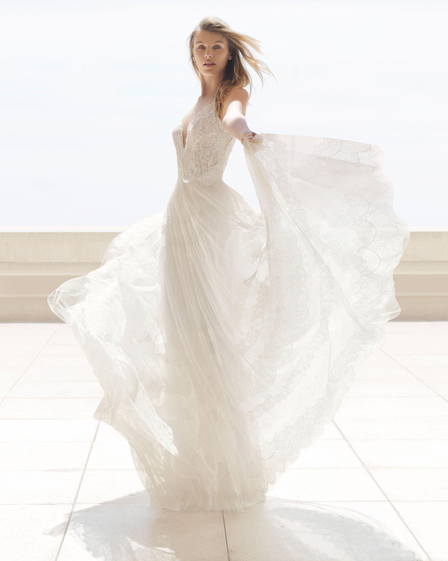 PERFUME - Hochzeit 2018. Kollektion Rosa Clará Couture | Rosa clará ...