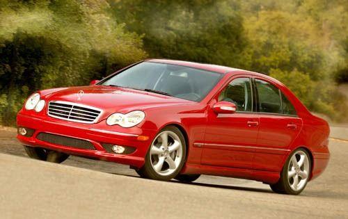 2005 Mercedes C230 Kompressor Sport Mercedes Benz C230 Mercedes Benz Amg Mercedes C230