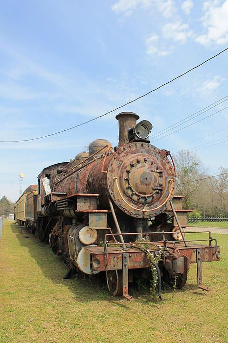 An Old Train   Trains in 2019   Train, Old trains, Abandoned
